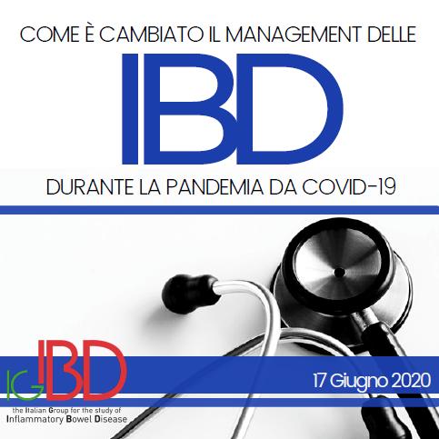 Come è cambiato il Management delle IBD durante la pandemia da COVID-19