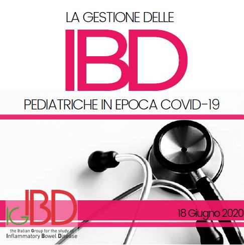 La gestione delle IBD pediatriche in epoca COVID-19