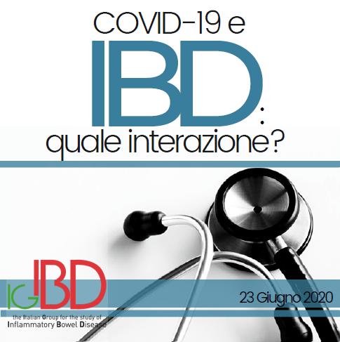 COVID -19 e IBD: quale interazione?