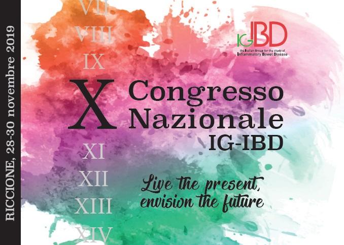 X Congresso Nazionale IG-IBD
